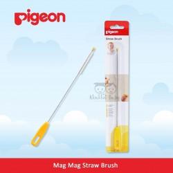 Pigeon - Mag Mag Straw Brush