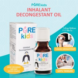 Pure Kids - Inhalant Desongestant Oil