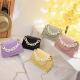 Sling Bag Croco Pastel - BG011