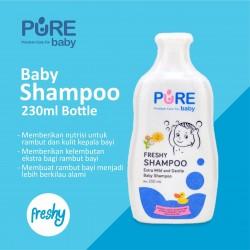 Pure Baby - Shampoo Freshy Bottle - 230 ML