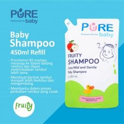 Pure Baby - Shampoo Fruty Refill - 450 ML