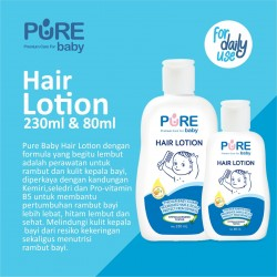 Pure Baby - Hair Lotion - 200 ML