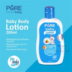 Pure Baby - Baby Body Lotion - 200 ML