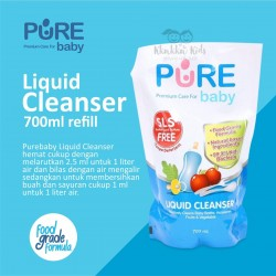 Pure Baby - Liquid Cleanser Refill - 700 ML