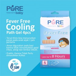 Pure Kids - Fever Free Cooling Patch Gel