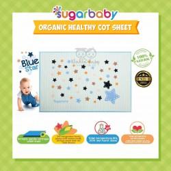 Sugarbaby - Organic Healty Cot Sheet / Perlak Organik