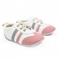 Helomici - Prewalker Shoes JPN Sneakers - Pink