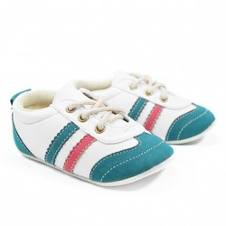 Helomici - Prewalker Shoes JPN Sneakers - Turqoise