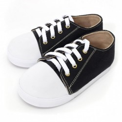 Hellomici - Toddler Shoes Sneakers - Black