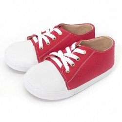Helomici - Toddler Shoes Sneakers - Red