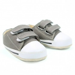 Helomici - Prewalker Shoes Sneakers - Gray