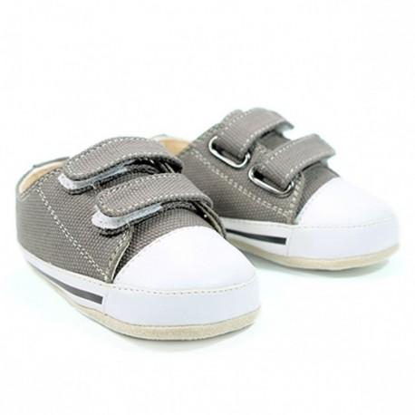 Helomici - Prewalker Shoes Sneakers - Gray