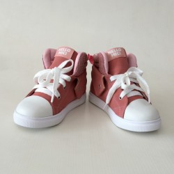 Helomici - Toddler Shoes HiTop - Pink