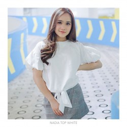Veyl - Nadia Top - White