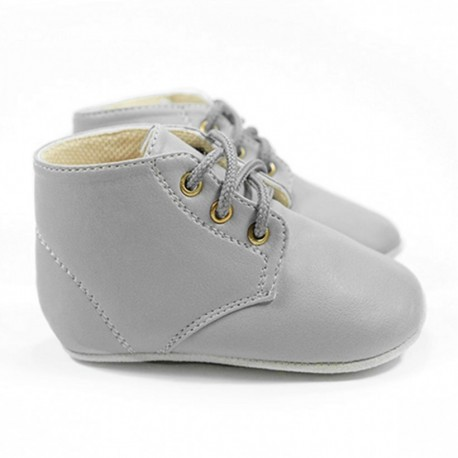 Helomici - Prewalker Shoes Boots - Gray