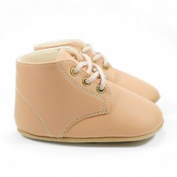 Helomici - Prewalker Shoes Boots - Cream