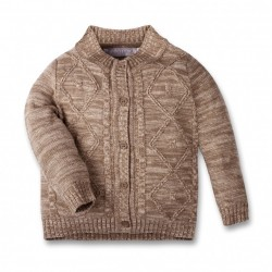 Helomici - Knitwear Belta - Brown