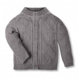 Helomici - Knitwear Belta - Gray