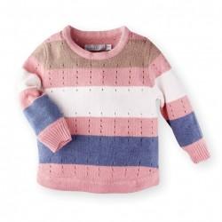 Helomici - Knitwear Spikkel - Pink