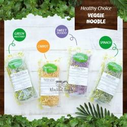 Healthy Choice - Veggie Noodle (Beetroot Noodle) - 200Gram