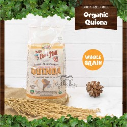 Bob's Red Mill - Organic Quinoa Grains - 26Oz(737 Gram)
