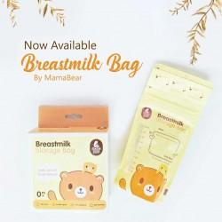 Mama Bear - Breastmilk Storage Bag 200ML