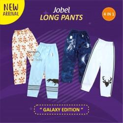 Jobel - Long Pants (4 pcs/pack) - Galaxy Edition
