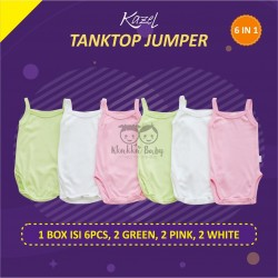 Kazel - Tanktop Jumper Girl (6 pcs/Pack)