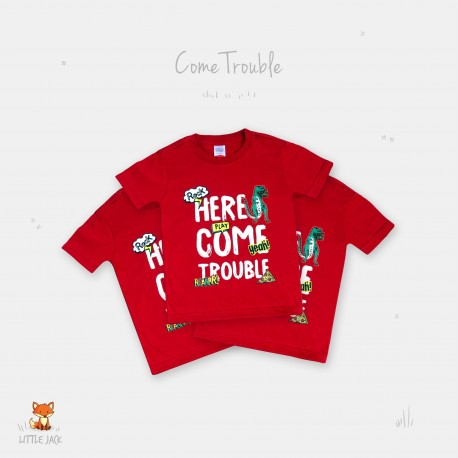 Little Jack - Come Trouble T-Shirt