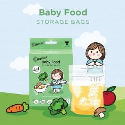 Sunmum - Baby Food Storage Bag