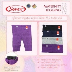 Sorex - Legging Hamil / Maternity Legging 7003