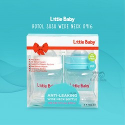 Little Baby - Botol Susu Wide Neck 0916