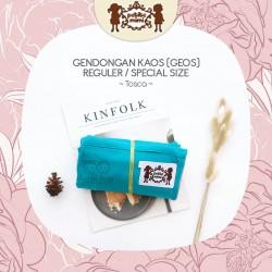 Petite Mimi - Gendongan Kaos (GEOS) - Color - Tosca