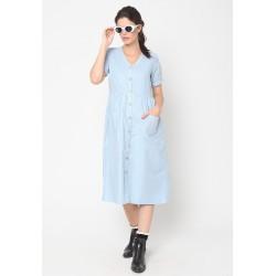 Veyl Women - Louisa Dress Blue