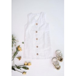 Veyl Kids - Aline Dress Stripes