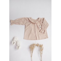 Veyl Kids - Bambi Top - Brown