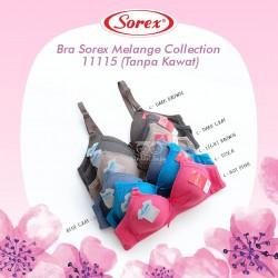 Sorex - Bra Sorex Melange Collection 11115 (Tanpa Kawat) - Tosca