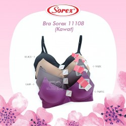 Sorex - Bra Sorex 11108 (Kawat) - Purple