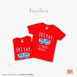 Little Jack - Free Hero T-Shirt