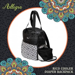 Allegra - Rico Cooler Diaper Backpack