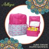 Allegra - Alma Cooler Diaper Backpack
