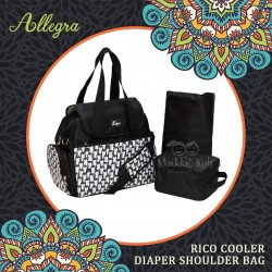 Allegra - Rico Cooler Diaper Shoulder Bag
