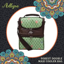 Allegra - Forest Double Maxi Cooler Bag