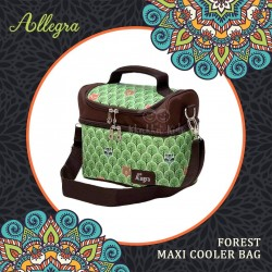 Allegra - Forest Maxi Cooler Bag