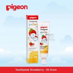 Pigeon - Toothpaste Strawberry - 45 Gram