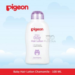 Pigeon - Baby Hair Lotion Chamomile - 100 ML (Paraben Free)