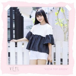 Veyl - Kezia Top - Green