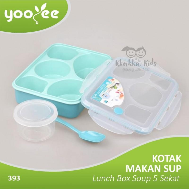 Yooyee - Kotak Makan Sup Bento Lunch Box Soup 5 Sekat ...