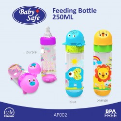 Baby Safe - Feeding Bottle AP002 - 250ML