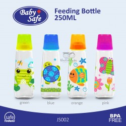 Baby Safe - Feeding Bottle JS002 - 250ML